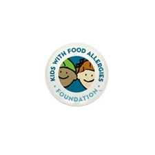 Funny Allergies Mini Button (100 pack)