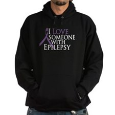 Love Someone with Epilepsy Hoodie