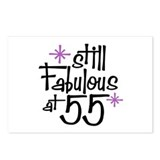 Still Fabulous at 55 Postcards (Package of 8)