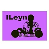 iLeyn Postcards (Package of 8)