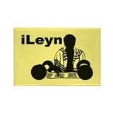 iLeyn Rectangle Magnet