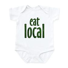 Eat Local - Infant Bodysuit
