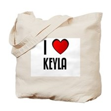 I LOVE KEYLA Tote Bag