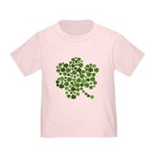 Shamrocks in a Shamrock T