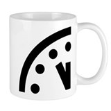 Atomic Clock Coffee Mug