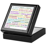 UU Principles Keepsake Box