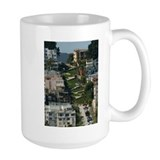 streets of san Francisco Mug