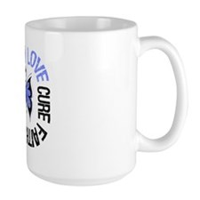 Stomach Cancer Faith Mug