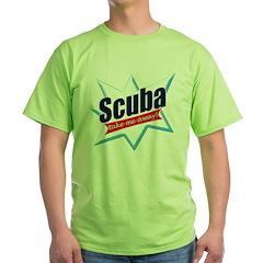 http://i1.cpcache.com/product/365466566/scuba_take_me_away_tshirt.jpg?color=Green&height=240&width=240