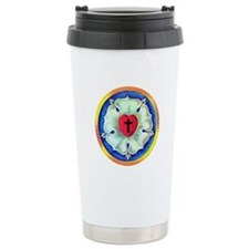Luther Seal Stainless Steel Travel Mug