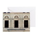 Library Blank Greeting Cards (Pk of 10)