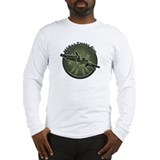 Aliens &quot;Smart Gun&quot; Long Sleeve T-Shirt