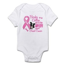 Border Collies Against Breast Cancer 2 Infant Body