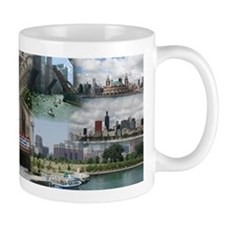 Cute Chicago Mug