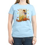 Musical Happy Easter Women's Light T-Shirt