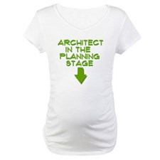 Architect in the Planning Stage Shirt