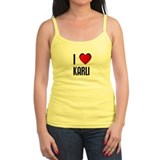 I LOVE KARLI Ladies Top