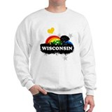 Sweet Fruity Wisconsin Sweatshirt