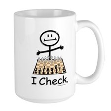 BusyBodies Chess Mug