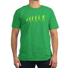 Funny Zombie Evolution T