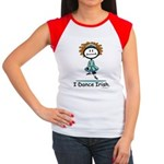 BusyBodies Irish Dancing Women's Cap Sleeve T-Shir
