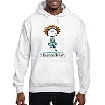 BusyBodies Irish Dancing Hooded Sweatshirt