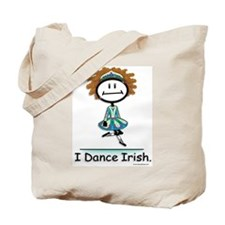 BusyBodies Irish Dancing Tote Bag