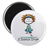 BusyBodies Irish Dancing Magnet