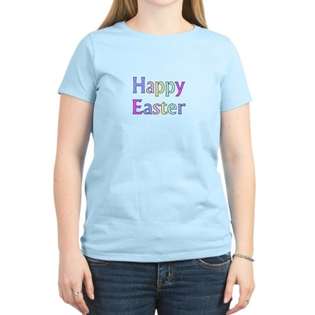 Pastel Easter Women's Light T-Shirt