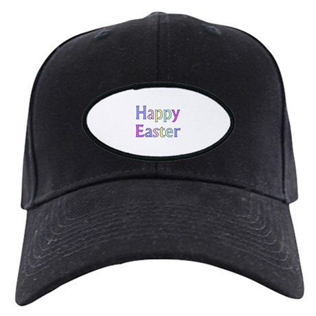Pastel Easter Black Cap