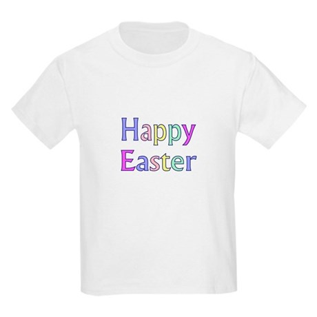 Pastel Easter Kids Light T-Shirt