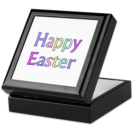 Pastel Easter Keepsake Box