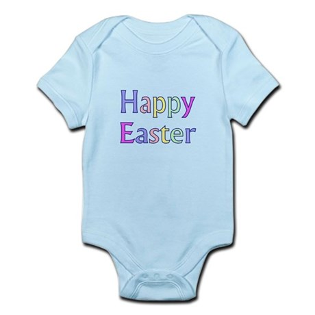 Pastel Easter Infant Bodysuit