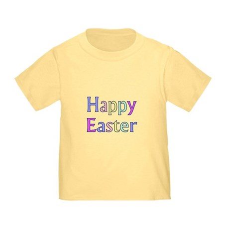 Pastel Easter Toddler T-Shirt
