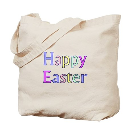 Pastel Easter Tote Bag