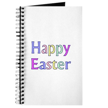Pastel Easter Journal