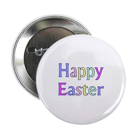 "Pastel Easter 2.25"" Button"