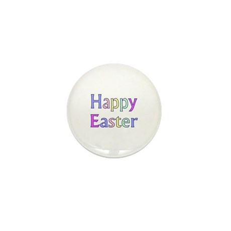 Pastel Easter Mini Button (100 pack)