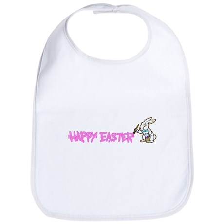 Paint Easter Bunny Bib