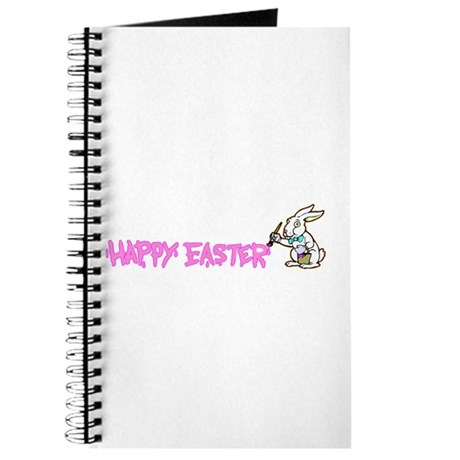 Paint Easter Bunny Journal