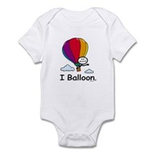 BusyBodies Hot Air Balloon Infant Creeper