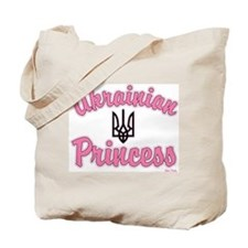 Ukie Princess Tote Bag