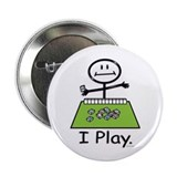 "Mahjong Stick Figure 2.25"" Button (100 pack)"