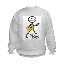 BusyBodies Acoustic Guitar Sweatshirt