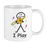 BusyBodies Trombone Small Mug