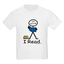 BusyBodies Reading Kids T-Shirt