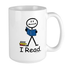 BusyBodies Reading Mug