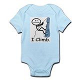 BusyBodies Rock Climbing Infant Creeper