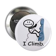 "BusyBodies Rock Climbing 2.25"" Button (100 pack)"
