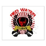 Red Water Tragedy Small Poster